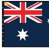 Accessories, Towels AUSTRALIA FLAG TOWEL Walkerden Golf Australia