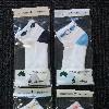 Footlets / Socks, Ladie.. LADIES FOOTLET. DIAMOND PATTERN Walkerden Golf Australia