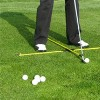 Training Aids EYELINE GOLF PRACTICE T Walkerden Golf Australia