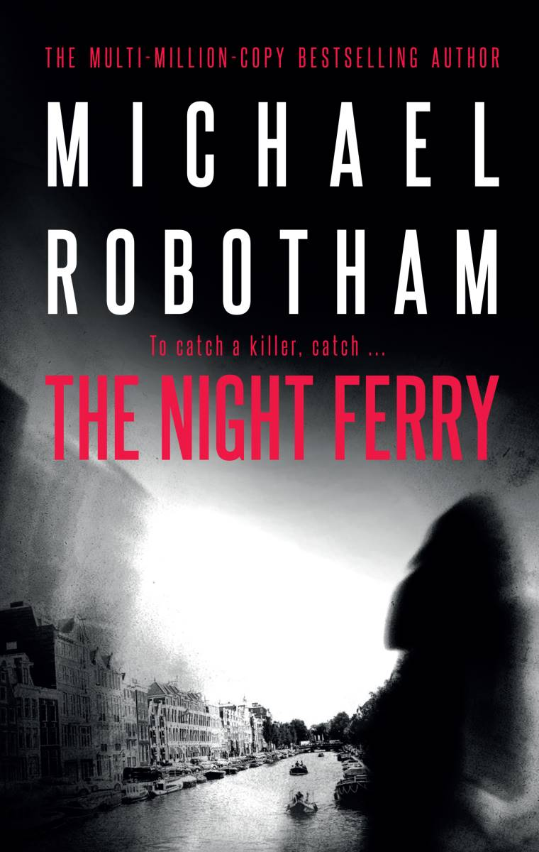 The Night Ferry cover Australia and UK