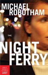 The Night Ferry USA Hardback cover