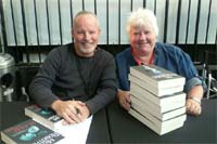 The other woman in my life... Val McDermid