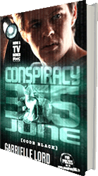 Conspiracy 365 June - the novel series by Australian author Gabrielle Lord
