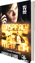 Conspiracy 365 March - the novel series by Australian author Gabrielle Lord