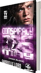 Conspiracy 365 May - the novel series by Australian author Gabrielle Lord