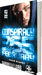 Conspiracy 365 February - the novel series by Australian author Gabrielle Lord